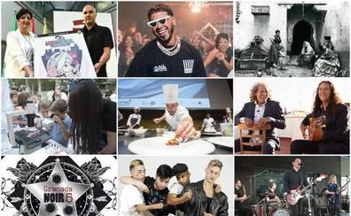 Completa guía de actividades para despedir septiembre en Granada