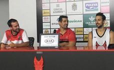 Pablo Pin: «Llegamos en buenas condiciones para competir contra Delteco»