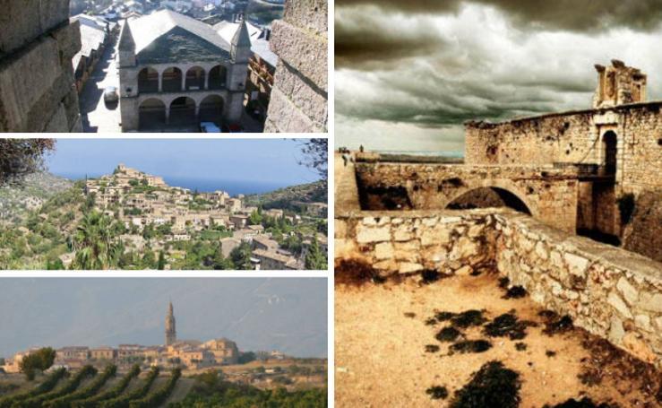 Los 20 pueblos que luchan por ser una de las siete maravillas rurales de España
