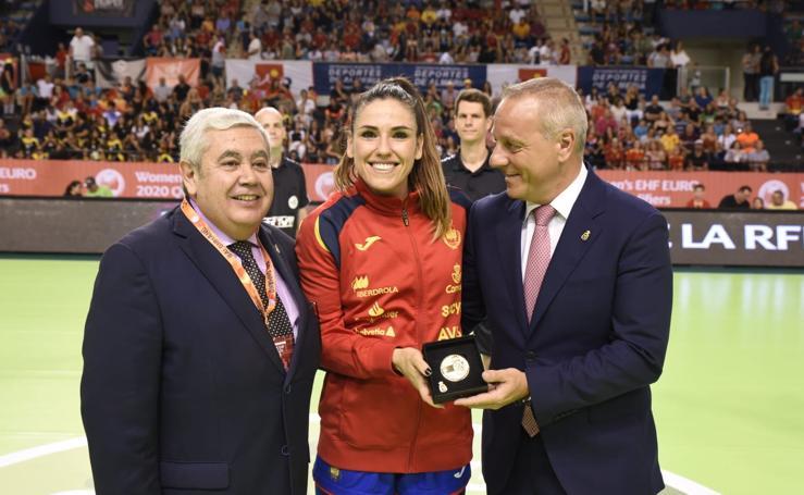 La gran noche de Carmen Martín