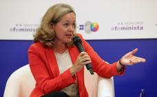 Calviño avisa de un «otoño inestable» en España por la guerra comercial