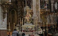 Granada se cita con la Virgen de las Angustias a partir de las seis