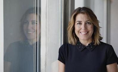 Susana Díaz y la moción de censura en el Ayuntamiento de Granada: «Con Vox no queremos nada»