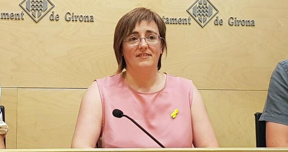 La hermana de Puigdemont niega la reunión con los CDR y asegura poder acreditarlo