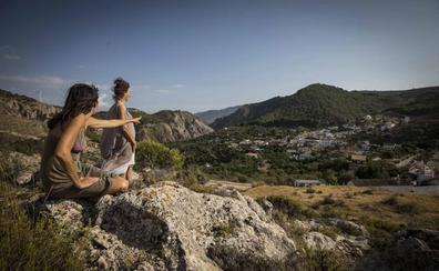 La Junta paraliza la tramitación de la línea de alta tensión del Valle de Lecrín