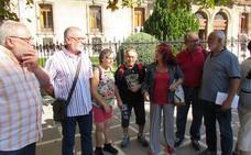 La Marcha por las Pensiones hacia Madrid entrará en Jaén el miércoles