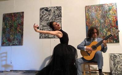 El guitarrista granadino Pablo Giménez inicia nueva gira internacional