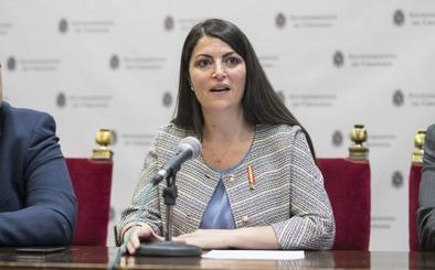 Macarena Olona, propuesta otra vez como cabeza de lista de Vox por Granada