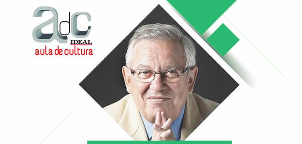 Fernando Jáuregui en el Aula de Cultura de IDEAL