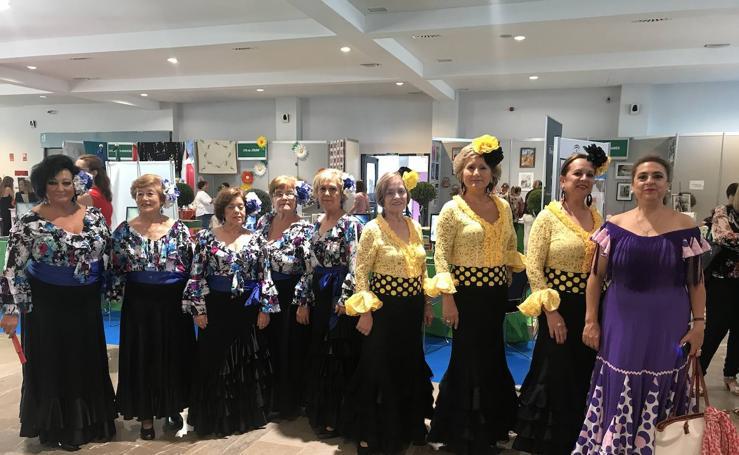 Jaén celebra la III Feria del Mayor