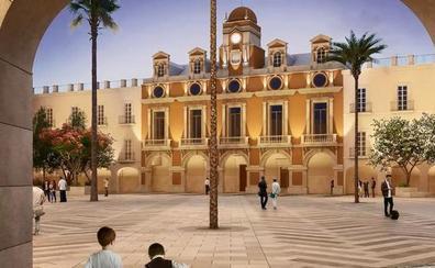 El PP solo cuenta con Vox para urbanización de la Plaza Vieja sin árboles en la zona central