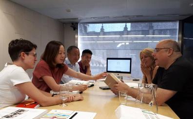 La Granada Literaria abre las puertas de China
