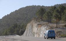 Detenido un saqueador que actuaba en la Carretera de La Cabra