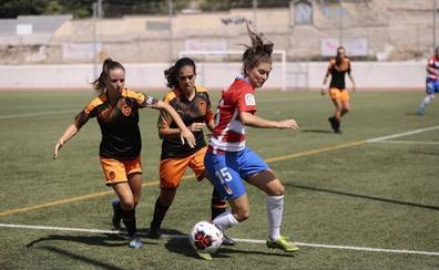 Tiempo para reflexionar en el Granada femenino durante el primer parón de la Liga
