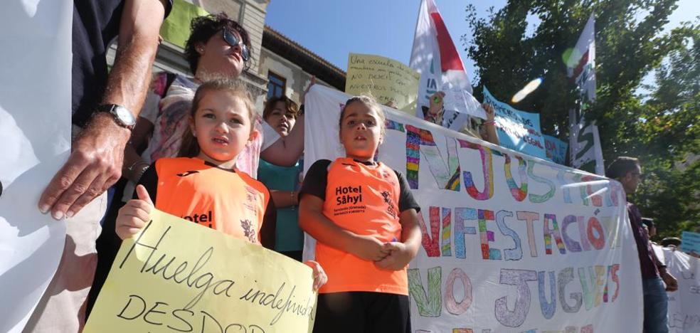 Educación inicia de oficio el protocolo contra el absentismo en los colegios de la Alpujarra
