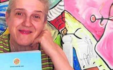 La jienense Mercedes López, primera doctora con parálisis cerebral en Andalucía