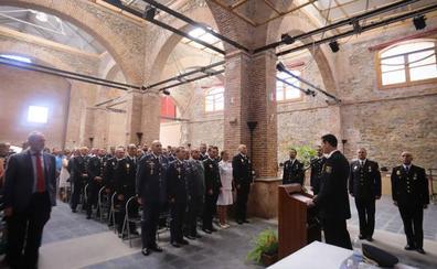 La comisaría de Motril se suma a los actos de celebración del día de la Policía Nacional