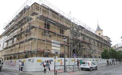 El Ayuntamiento de Granada anuncia la reordenación de San Juan de Dios