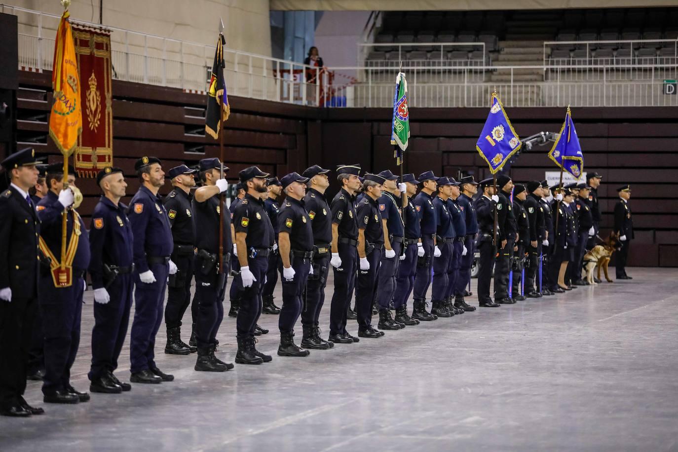 La Policía Nacional celebra su patrón