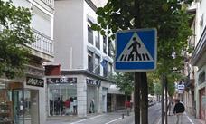 Estalla una caldera en un hotel del centro de Granada y un trabajador sufre quemaduras
