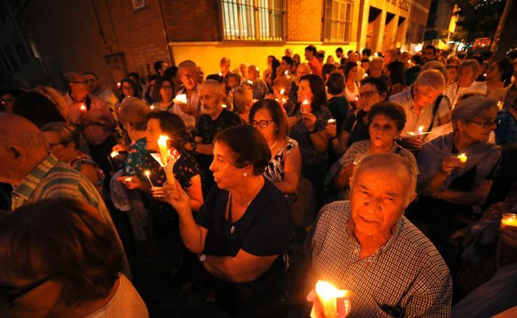Los vecinos de zona Norte se echan a la calle para protestar por los continuos cortes de luz que sufren