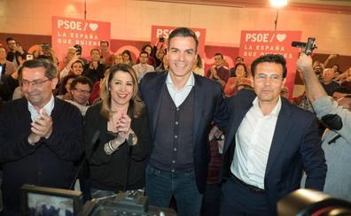 Pedro Sánchez abrirá el martes la precampaña en Granada