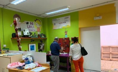 El Ayuntamiento de Almuñécar finaliza la puesta a punto de todos los colegios en La Noria