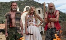 '3 From Hell', el grupo salvaje de Rob Zombie