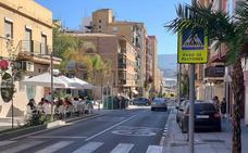 Flor Almón: «Ahora calle Ancha es una avenida con espacio para los peatones, mejor iluminación y atractiva para los comercios»