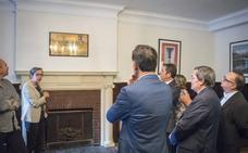 Lorca ya tiene placa en la Universidad de Columbia