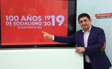 El PSOE jienense conmemora su centenario en un acto con Pedro Sánchez el día 8
