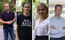 Los cuatro profesores de la UGR nominados a 'Mejor Docente de España'