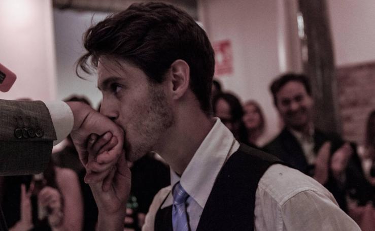 La charla de Margarita Buet en Granada Noir, en imágenes