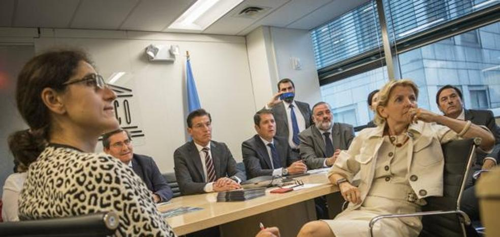 La Unesco invita a presentar el Geoparque ante la ONU