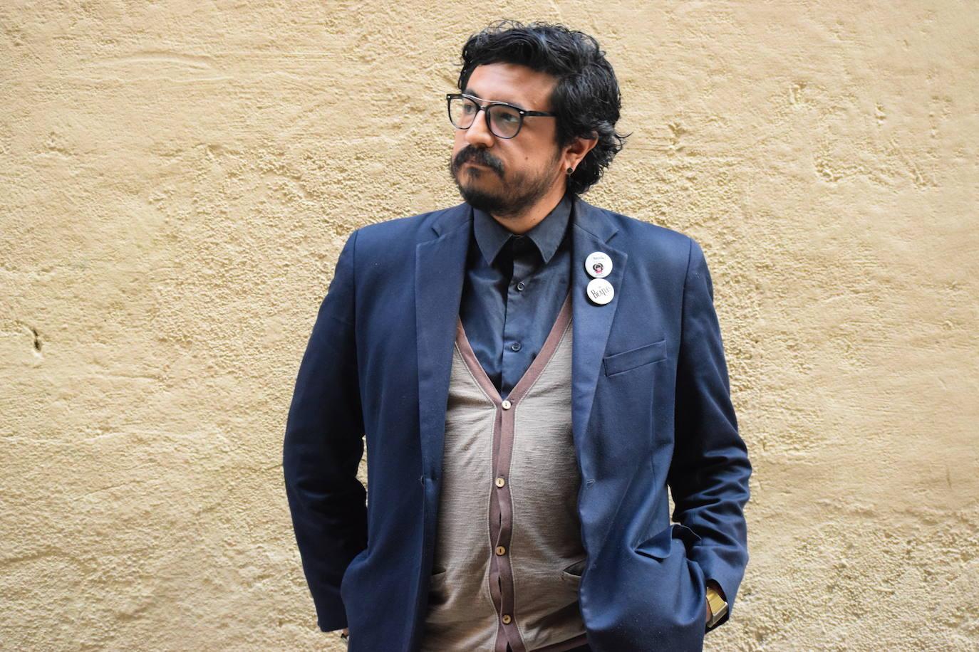 Eduardo Ruiz Sosa, en Granada: «Nuestra muerte no importa, importa la del otro»