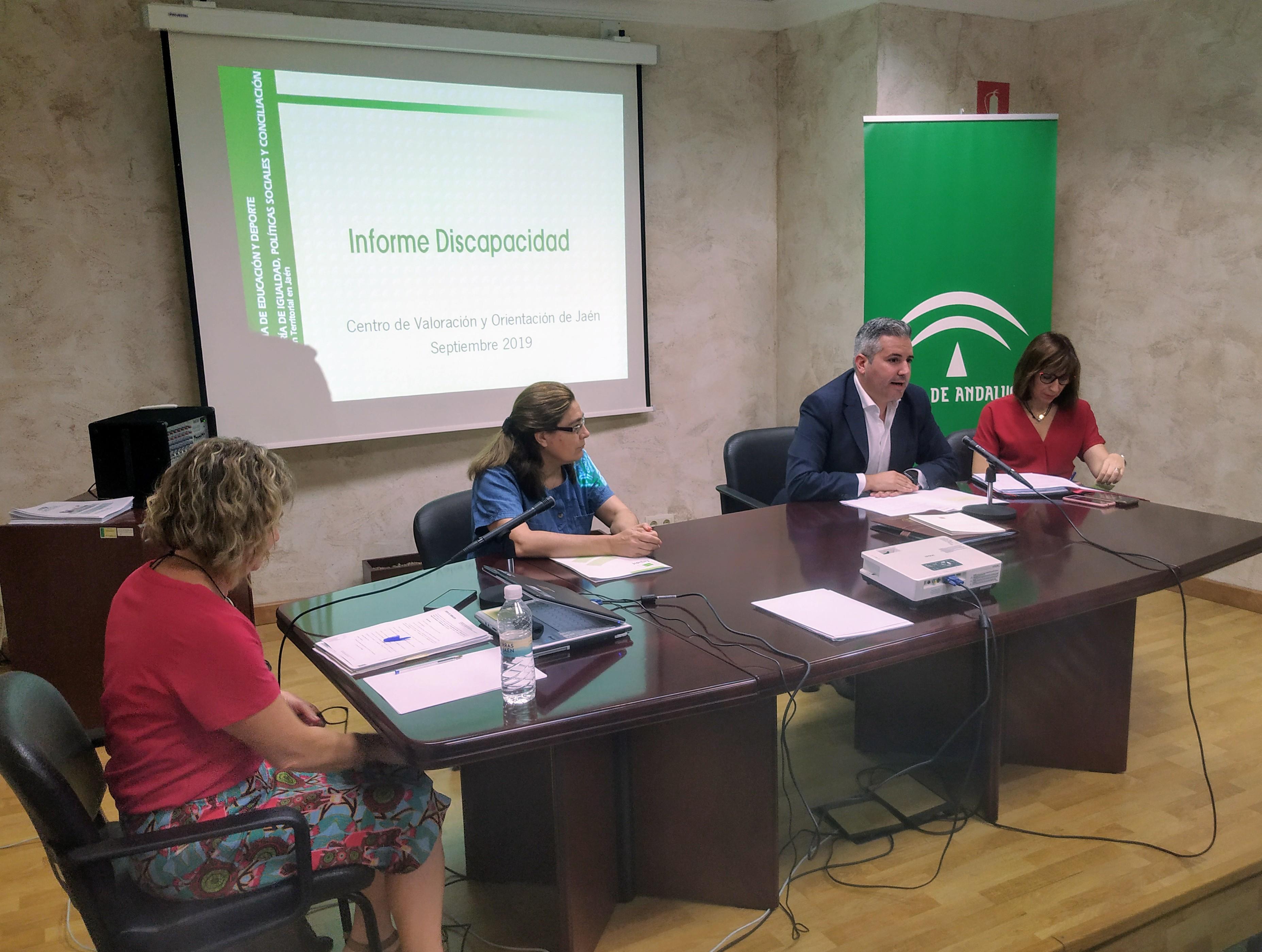 El Consejo de Atención a la Discapacidad informa sobre 251.000 euros en ayudas