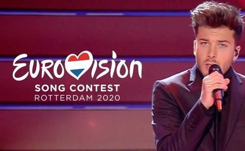 Blas Cantó representará a España en Eurovisión