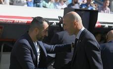 Zidane: «El Granada nos ha metido en dificultades»