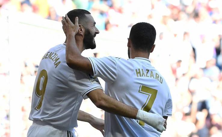 Todos los detalles del Real Madrid-Granada