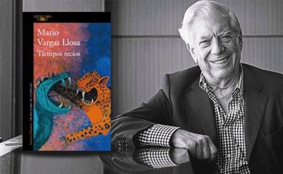 Así es la nueva novela de Vargas Llosa, uno de los libros más esperados del 2019