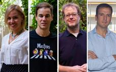 ¿Por qué estos cuatro profesores de la UGR están nominados a 'Mejor Docente de España'?