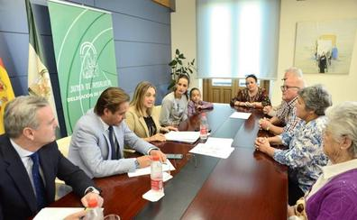 La Junta abona al Ayuntamiento tres millones de euros para Santa Adela