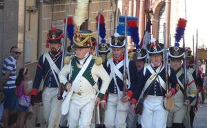 Bailén recibe a las tropas de recreacón, listas para otra batalla