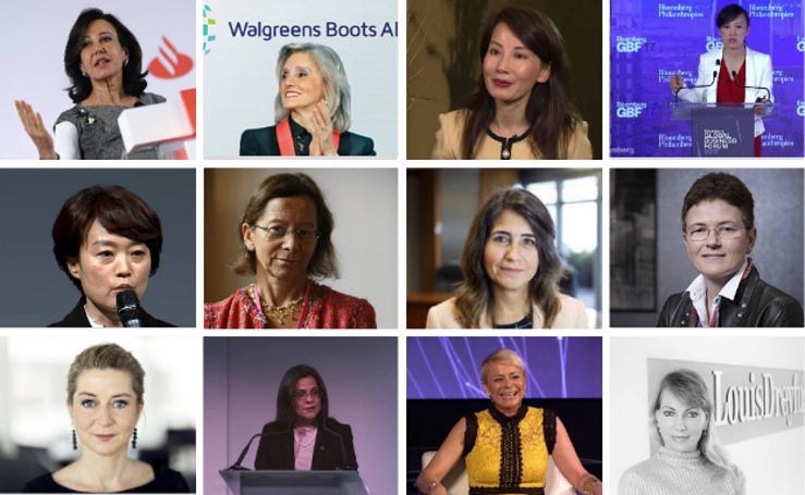 Las 50 mujeres más poderosas del mundo