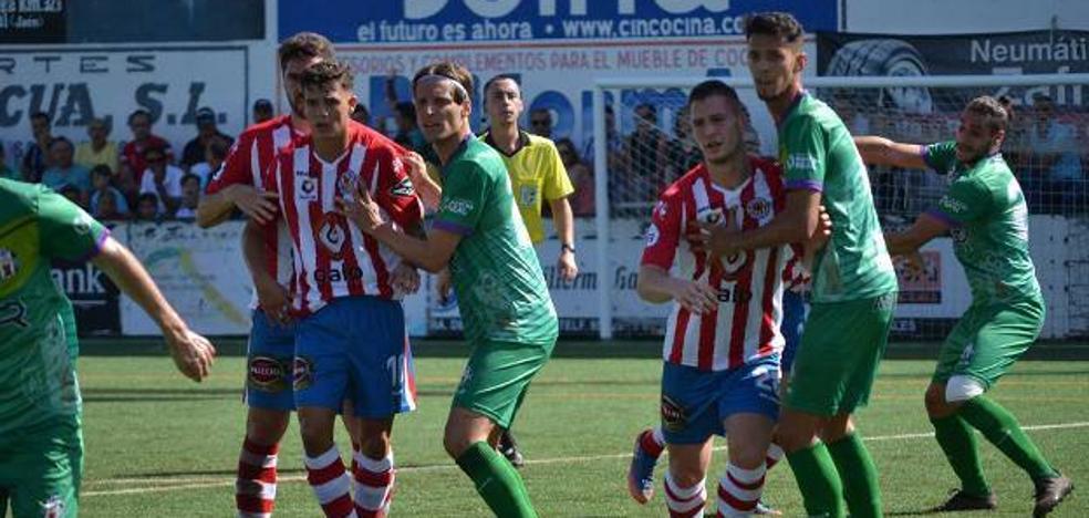 El Real Jaén gana 4-0 al Velez