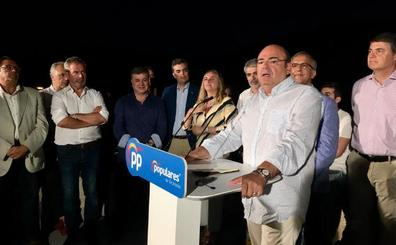 Sebastián Pérez encabezará la lista del PP granadino al Senado