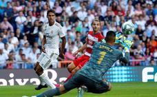 Amargo regreso de Soldado al Bernabéu