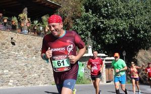 Esfuerzo y tesón en la carrera de Trevélez, el pueblo más alto de España