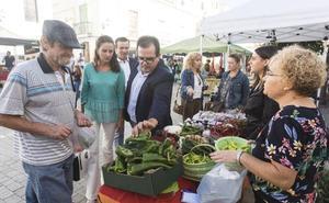 Abla se convierte en la capital de la producción ecológica con su Ecomercado