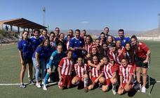 Punto de 'buen sabor' del Almería femenino ante un rocoso Cádiz CF